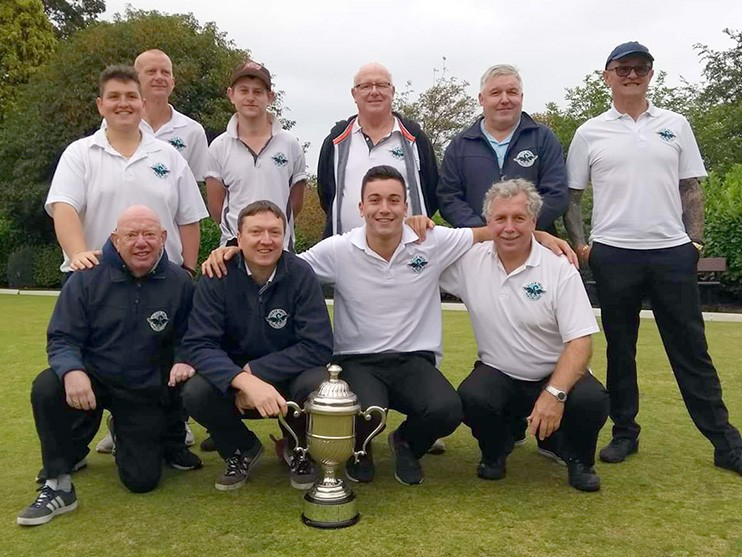 Team Competition. Black Swan, A Team. Airedale & Wharfedale League Champions 2018 & 2019.